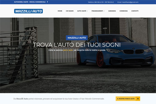 mazzilliauto.it